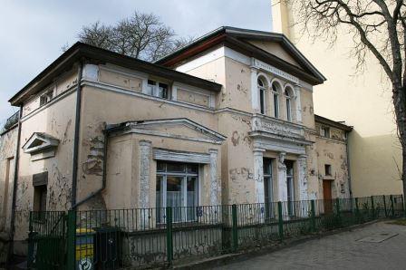 Bild Brecht Weigel Haus Berlin Weißensee