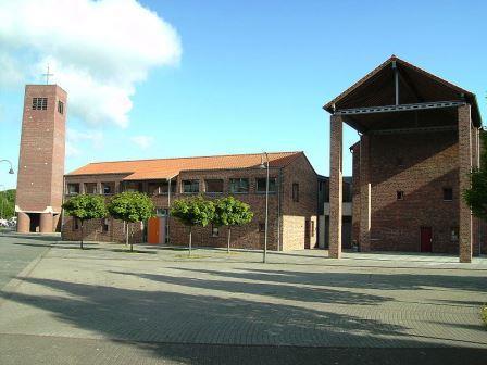 Bild Kirche St. Katharina von Siena Köln