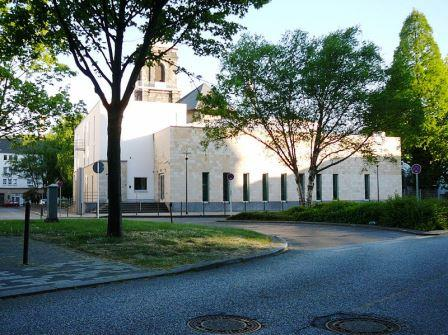 Bild Synagoge Bergisches Land Wuppertal