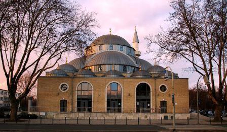 Bild Merkez Moschee Duisburg Marxloh