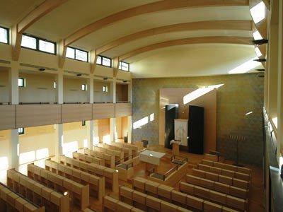Bild Synagoge und Gemeindezentrum Krefeld