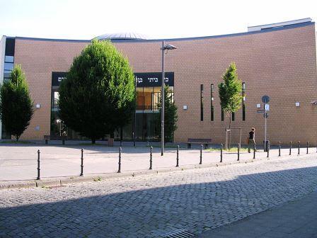 Bild Neue Synagoge Aachen