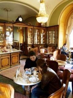 Bild Café Gerbeaud Budapest