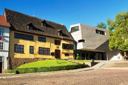 Bild Bachhaus Eisenach