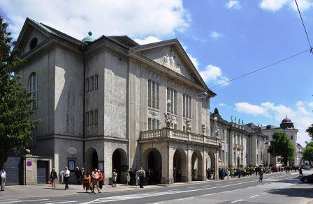 Bild Mozarteum Salzburg