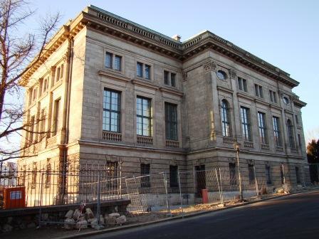 Bild Goethe und Schiller Archiv Weimar