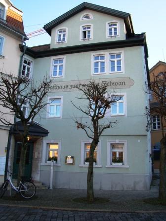 Bild Gasthaus Zum Weißen Schwan Weimar