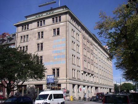 Bild Essohaus Hamburg
