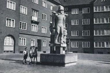 Bild Rademachergang Hamburg