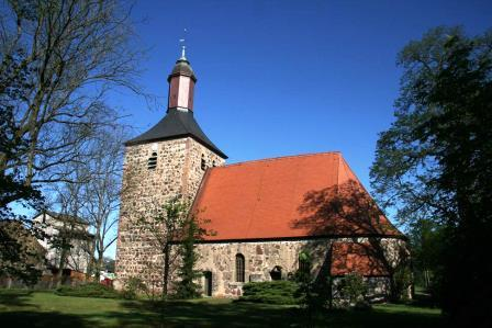 Bild Kirche Bötzow
