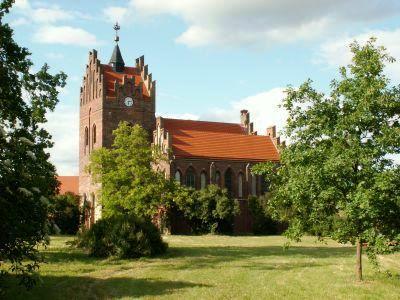 Bild Kirche Linum