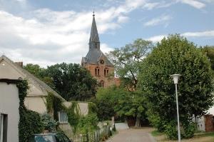 Bild Kirche Hakenberg