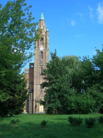 Bild Kirche Fehrbellin