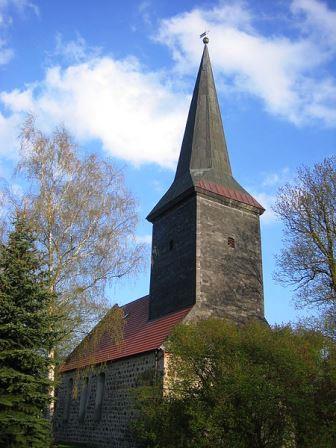 Bild Kirche Protzen