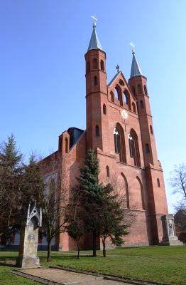Bild St. Marienkirche Kyritz