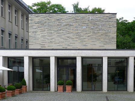 Bild Kirche der Katholischen Akademie St. Thomas von Aquin Berlin