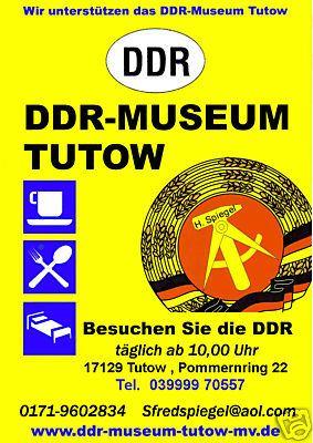 Bild DDR Museum Tutow
