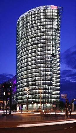Bild Bahn Tower Berlin