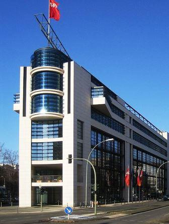 Bild Willy Brandt Haus Berlin