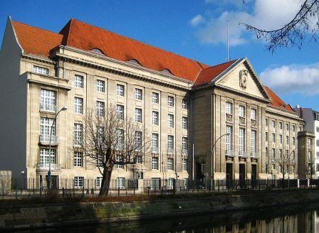 Bild Bundesministerium der Verteidigung Berlin
