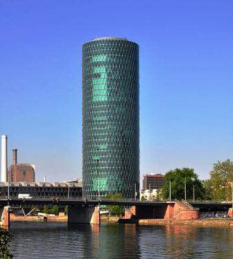 Bild Westhafen Tower Frankfurt am Main