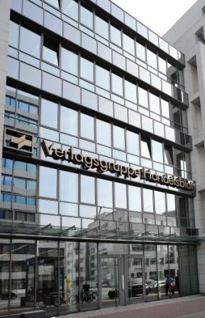 Bild Bürogebäude Handelsblatt Frankfurt am Main