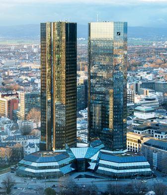 Bild Deutsche Bank Hochhaus Frankfurt am Main