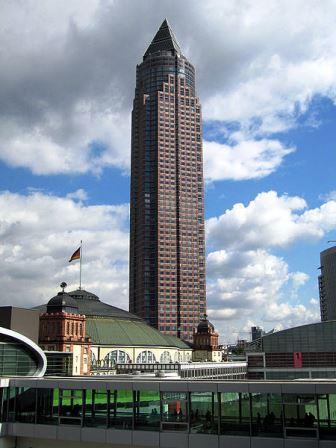 Bild Messeturm Frankfurt am Main