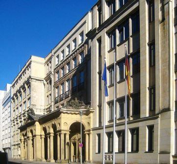 Bild Bundesministerium der Justiz Berlin