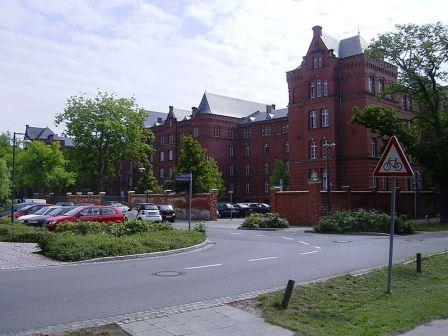 Bild Königstorkaserne Neuruppin