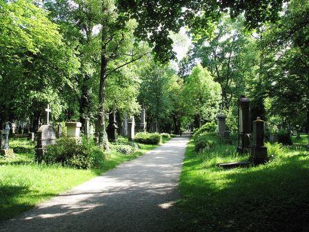 Bild Alter Südfriedhof München