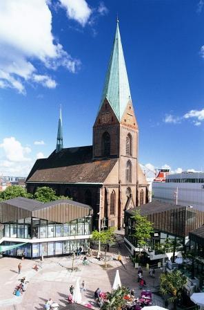 Bild St. Nikolai Kirche Kiel