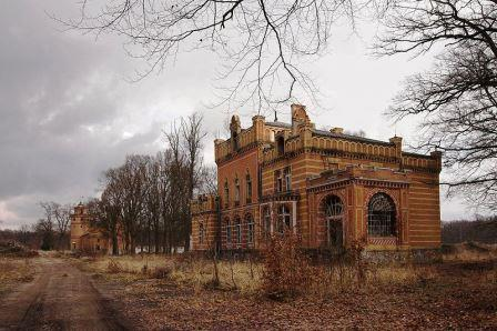 Bild Herrenhaus Gentzrode