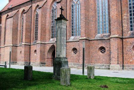 Bild St. Marien Kirche Neubrandenburg