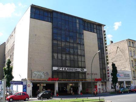 Bild Kant Garagenpalast Berlin