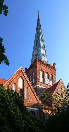 Bild St. Marien Kirche Bergen