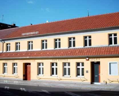 Bild Koeppenhaus Literaturzentrum Greifswald