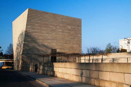 Bild Neue Synagoge Dresden