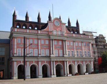 Bild Rathaus Rostock