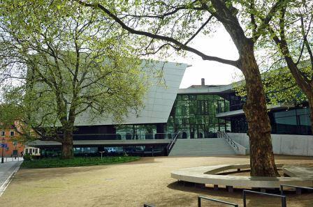 Bild Hochschule für Musik Carl Maria von Weber Dresden