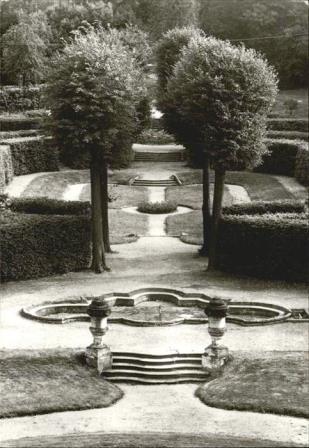 Bild Rokokogarten Sahlis