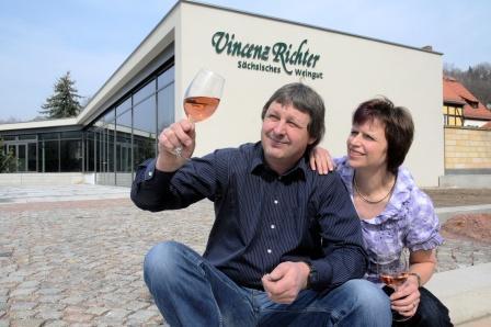 Bild Weingut Vincenz Richter Meißen
