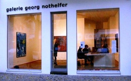 Bild Showroom Galerie Georg Nothelfer