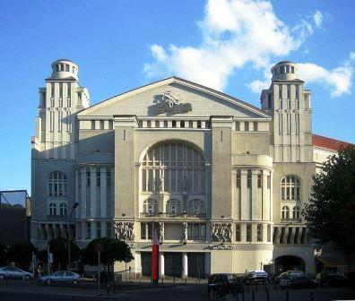 Bild Neues Schauspielhaus Berlin