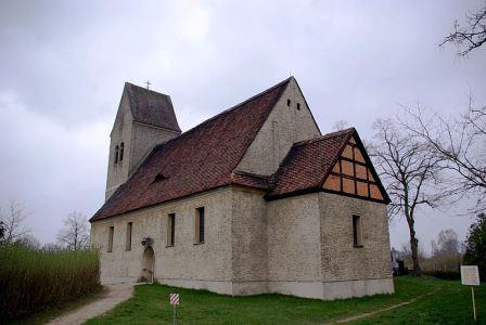 Bild Dorfkirche Blankensee
