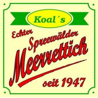 Bild Meerrettichreiberei Karl Koal Lübbenau