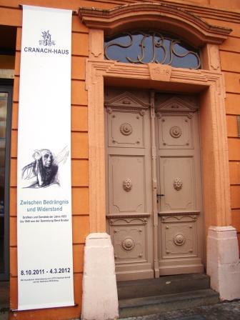 Bild Cranach Hof am Markt Wittenberg