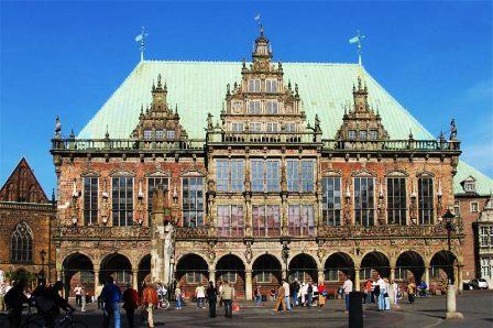 Bild Rathaus Bremen