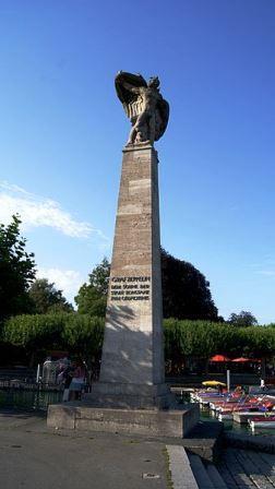 Bild Zeppelindenkmal Konstanz