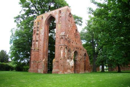 Bild Kloster Eldena Greifswald